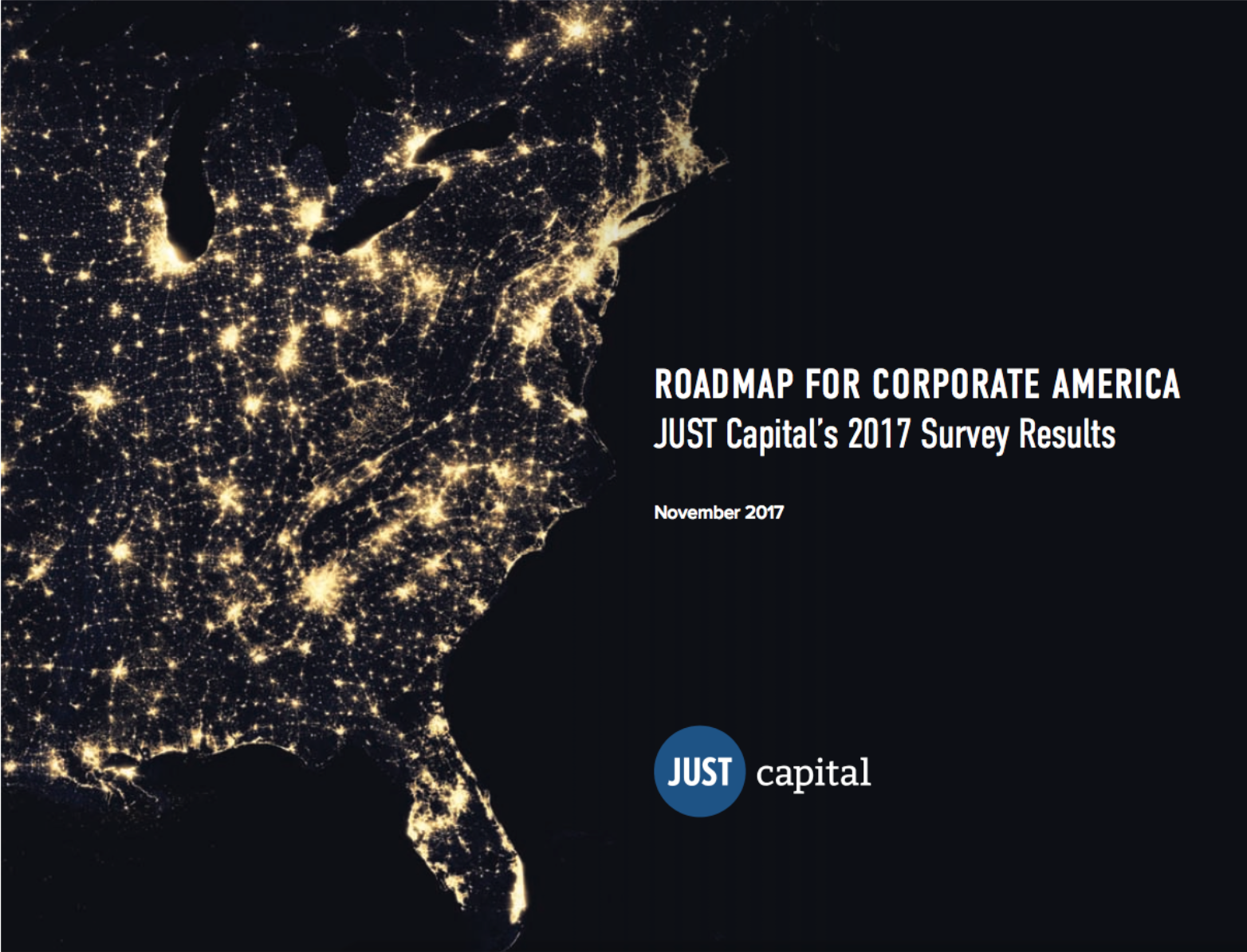 JUST Capital's 2017 Survey Report
