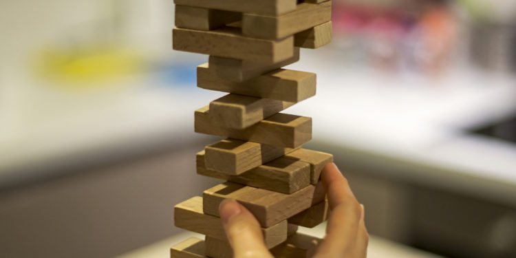 wood game like Jenga
